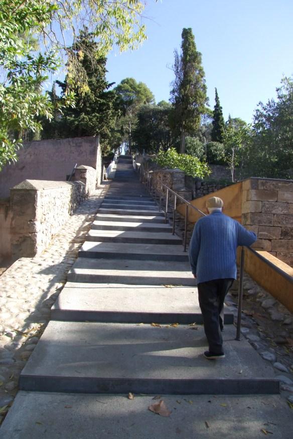 L'Escala de Jacob (Foto. Arxiu Gavín)